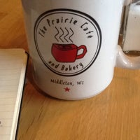 Photo taken at Prairie Cafe by Corinne on 1/24/2014