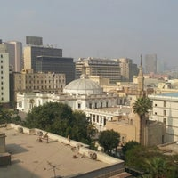Photo taken at Ministry of Health and Population by Mostafa E. on 11/22/2012