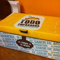 Photo taken at Todo Empanadas by Piko on 10/28/2012
