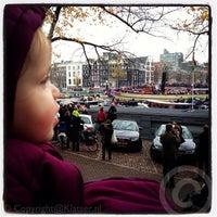 Photo taken at Amstelsluis by Boris K. on 11/17/2013