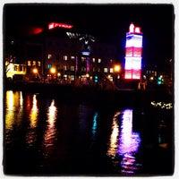 Photo taken at Amstelsluis by Boris K. on 11/29/2014