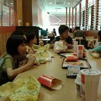 Photo taken at McDonald's by Clarissa K. on 4/7/2013