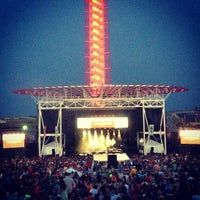 Photo taken at Austin360 Amphitheater by Joshua D. on 6/9/2013