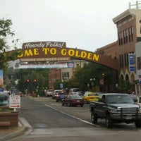 Photo taken at Golden, CO by James E. F. on 7/4/2013