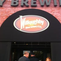 Photo taken at Willoughby Brewing Company by Kzooman W. on 10/1/2012