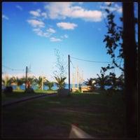 Photo taken at Tony Frey Windsurfing Club by Elemil on 11/27/2013