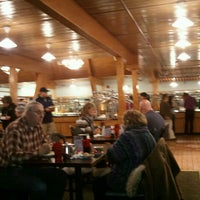 Photo taken at Red Apple Buffet by Lisa W. on 11/30/2012