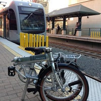 Photo taken at Metro Gold Line Del Mar Station by Bongo on 7/25/2013