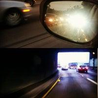 Photo taken at Eugene A. Obregon Memorial Interchange (I-5/I-10/CA-60/US-101) by Tony B. on 10/2/2012