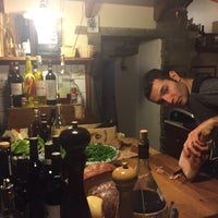 Foto scattata a Osteria Vini Vecchi Sapori da Bruno S. il 12/14/2016