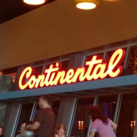 Photo taken at The Continental by Telecorp W. on 4/19/2013
