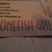 Photo taken at Bonefish Grill by Telecorp W. on 4/20/2013