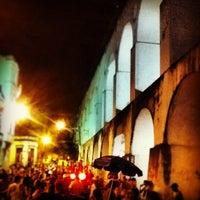 Foto tirada no(a) Arcos da Lapa por Douglas B. em 2/12/2013