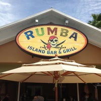 Photo taken at Rumba Island Bar & Grill by Miss Nellom on 10/7/2012