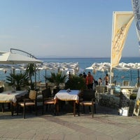 Photo taken at Nefeli Garden Restaurant by Oxana B. on 7/17/2014