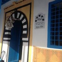 10/7/2013 tarihinde Mohamed Ali S.ziyaretçi tarafından Café des Nattes'de çekilen fotoğraf