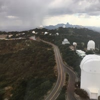 Photo taken at Kitt Peak National Observatory by Ron R. on 10/23/2016