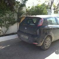 Photo taken at Parking Blasset Becher Ext by Becher B. on 12/19/2012