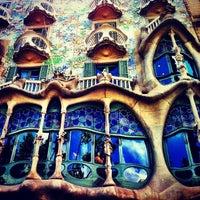 5/25/2013에 Becher B.님이 Casa Batlló에서 찍은 사진