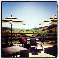 Photo taken at Sbragia Family Vineyards by Andrew P. on 7/30/2013