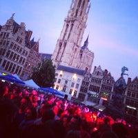 Photo taken at Aper'eau grote Markt by Ivor M. on 5/30/2014