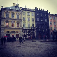 Photo taken at Rynok Square by Either W. on 3/8/2013