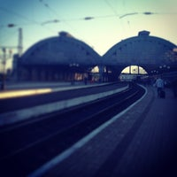 Photo taken at Lviv Railway Station by Either W. on 5/23/2013