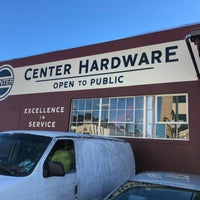 Photo taken at Center Hardware & Supply Co., Inc. by Brennan S. on 3/5/2018