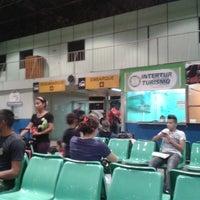 Photo taken at Terminal Rodoviário Engenheiro Huascar Angelim by Diego L. on 5/3/2013