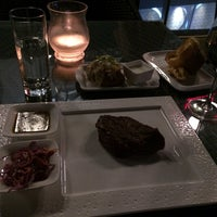 Photo taken at Flamme The Ultimate Steak by Krzysztof J. on 9/14/2014