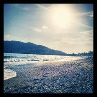 Photo taken at Alanya by Akın T. on 4/12/2013