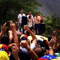 Photo taken at Comando Simon Bolivar by José B. on 4/15/2013
