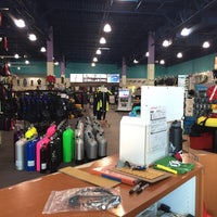 Photo taken at Divers Direct by Stephanie A. on 8/17/2016