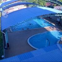 Photo taken at ASRC Swimming pool by Ibnu M. on 6/20/2013