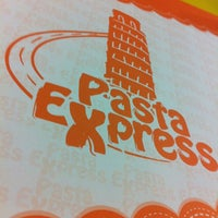 Photo taken at Pasta Express by Hussain A. on 6/28/2013