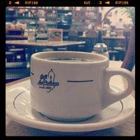 Photo taken at Café La Habana by Edgar B. on 9/14/2012