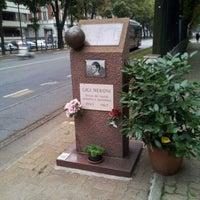 Foto scattata a Monumento a Gigi Meroni da pissi p. il 9/18/2012