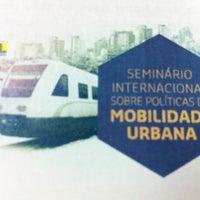 Photo taken at Ministério das Cidades by Miguelcarlos l. on 12/10/2012