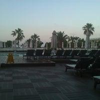 6/6/2013 tarihinde Stanislav D.ziyaretçi tarafından Didim Beach Resort & Elegance'de çekilen fotoğraf