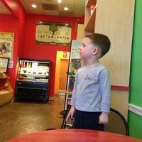 Photo taken at Robeks Fresh Juices & Smoothies by Bryan M. on 4/22/2013
