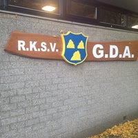 Photo taken at rksv GDA by Sylvia on 10/26/2013