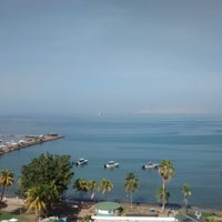 Photo taken at Hotel Venetur Puerto La Cruz by Jonathan A. on 12/24/2015