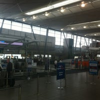 Photo taken at T2 Multi-User Domestic Terminal by Oleg on 11/3/2012