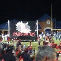 Photo taken at Duck Samford Stadium by Johnny E. on 10/26/2012