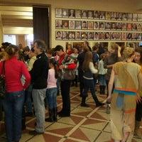 10/27/2012 tarihinde Александр А.ziyaretçi tarafından Театр киноактера'de çekilen fotoğraf