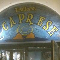 Foto scattata a Trattoria Caprese da Giuseppe F. il 4/26/2014