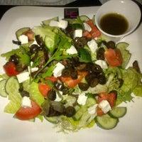 Photo taken at Le Duplex Restaurant & Cafe مطعم ومقهى لي دوبليكس by NaNa on 10/13/2013