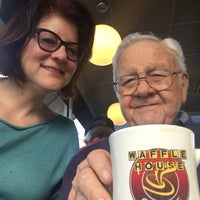 Photo taken at Waffle House by Peggy G. on 1/21/2017