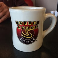 Photo taken at Waffle House by Peggy G. on 4/3/2015