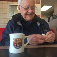 Photo taken at Waffle House by Peggy G. on 4/5/2015